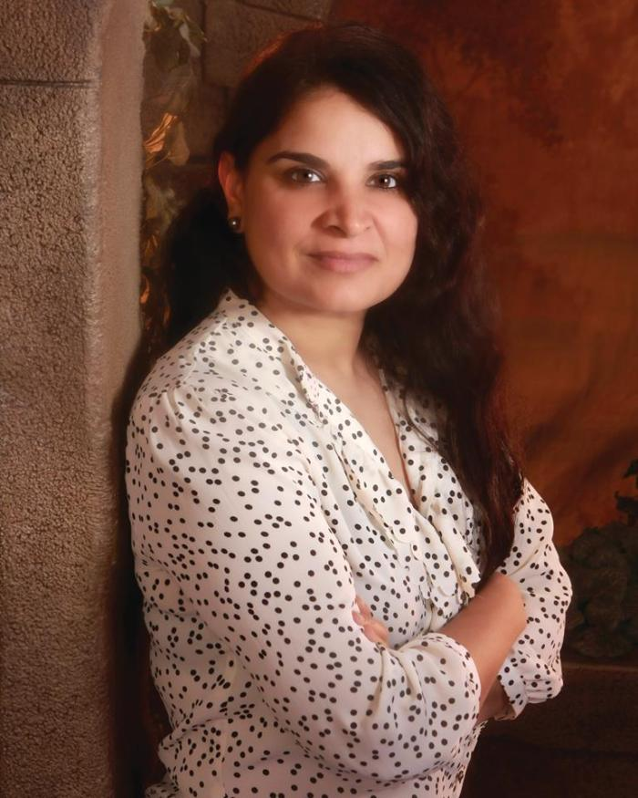 Meeta Kaur, Managing Editor of <em>Her Name is Kaur</em>.