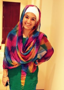 Harleen Kaur, a writer in the collection Her Name Is Kaur:  Sikh American Women Write About Love, Courage, and Faith.