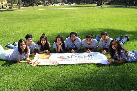 UCLA BPSHI members